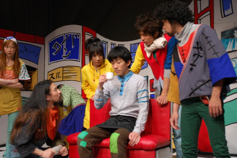 「嘘ツキ、号泣」公演写真3