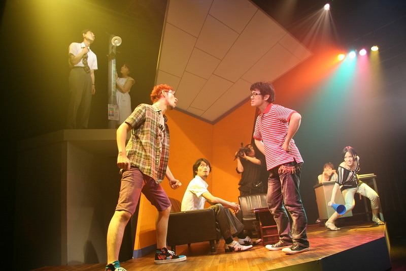 22回公演 アルバトロス 舞台写真