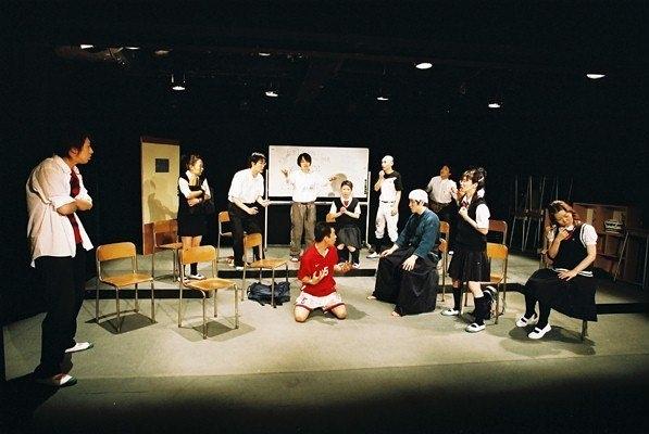 第19回公演「12人の怒れる学校へ行こう!」④