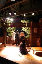「忘れ人」舞台写真 ラストシーン
