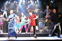 第13回公演『ザッピングマリア』オープニングダンスⅡ