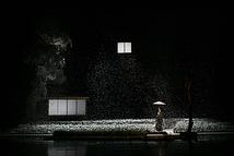 「シラノ・ド・ベルジュラック」舞台写真