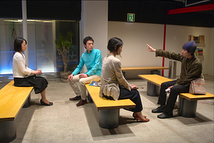 「東京ノート」舞台写真