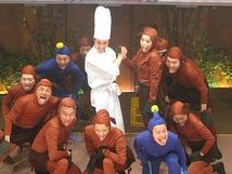 聖火の献立〜食肉編