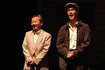 中原和宏(右)と酒井健太郎(左)