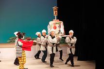 子供歌舞伎 信楽会 たぬきっず