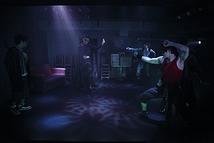 「NIGHTDREAMER ~コミックヒーローの夜明け~」