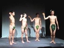 『アダムとアダム』より舞台写真