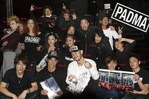 PADMA「FAST LANE」all cast