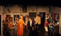 第5回公演「たそがれウインキー~BACK STAGE 1961」より