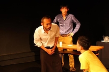 「三馬(さんま)」公演写真1
