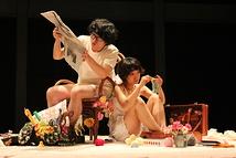 利賀演劇人コンクール参加作品『紙風船』