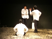 「何もない夜に」脚本・岡田幸生(夜ふかしの会)