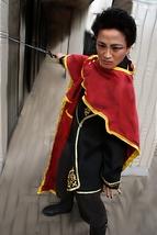 Final Quest。パンフ用写真。アーサー!