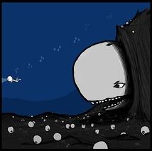 アルヴィン・スプートニクの深海探検2