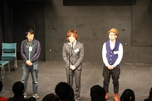 黄金のコメディフェスティバル制作発表会