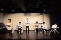 朗読劇「グスコーブドリの伝記」舞台写真