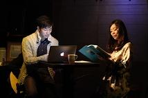 BARHOPPER第一回公演『MOJITO』初演より(1)