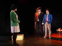 劇団アトリエ第8回公演 プロブレム作品3『キミにとっての一秒が彼にとっての一秒とは限らない』
