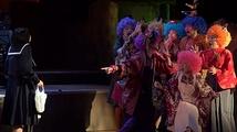 「ドッペル横丁の長い夜」舞台写真