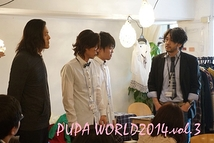 PUPA WORLD2014vol.3