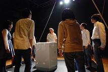 『スーホの白い馬みたいに。』東京公演 2014年1月