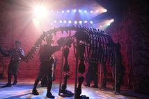 ライリュウの化石