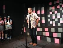 審査員西田シャトナーさん