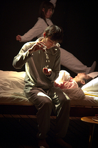 うさぎストライプも演劇展『おやすみなさい』