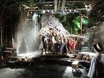 「廃墟の鯨」2014年花園神社野外劇