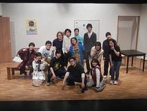 第六回公演「最後の審判」集合写真