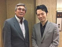柴田さんと座間君
