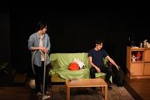 「中二階な人々」舞台写真