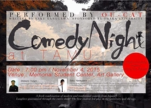 COMEDY NIGHT at Texas A&M