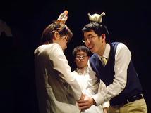 『緑茶すずしい太郎の冒険』(2014)舞台写真