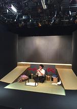 サナエちゃんのジカン 舞台セット2