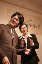 やってきましたアホンダラァ 大阪公演の一幕1