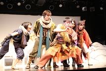 『タケカミカケタ』舞台写真3