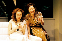 エミリー(田中良子)&セシル(中川えりか)「ONLY SILVER FISH」