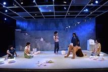 「蒸発」札幌公演 撮影;n-foto 原田直樹