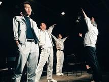 「さようなら」舞台写真