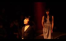 野瀬と洋子。