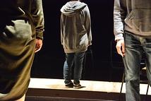004「わが町」舞台写真