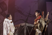「荒人神」舞台写真