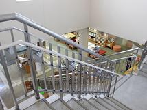 彦島図書館の2階から