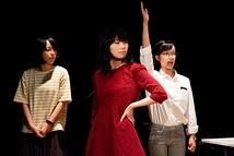 『明晰夢・瞳孔ハンバーグ』舞台写真