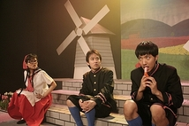 旗揚げ試演会「CR卒業物語」2