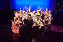 「ラストダンスはどなたに」公演写真