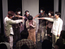 無名劇団第12回公演「トビラ・ソファ・ミレド」