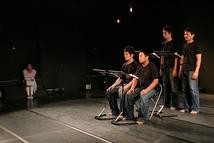 横濱リーディングコレクション♯1太宰治を読む「駈込み訴え」舞台写真